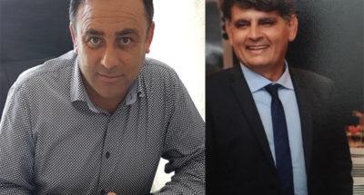 I consiglieri Pietro Lopreiato e Paolo Riga